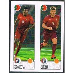William Carvalho / Miguel Veloso - Portugal