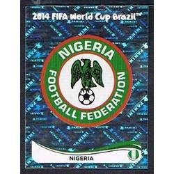 Badge - Nigeria