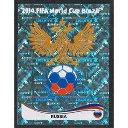 Badge - Russia