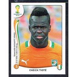 Cheick Tiote - Côte d'Ivoire