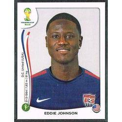 Eddie Johnson - USA