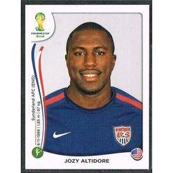 Jozy Altidore - USA