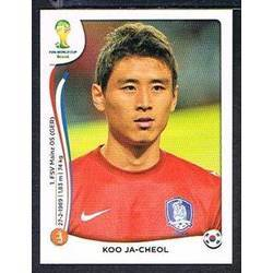 Koo Ja-Cheol - Korea Republic