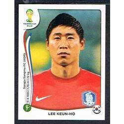 Lee Keun-Ho - Korea Republic