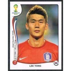 Lee Yong - Korea Republic