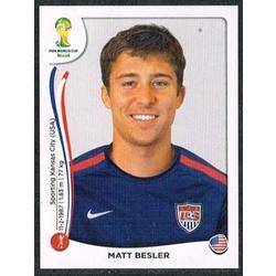 Matt Besler - USA