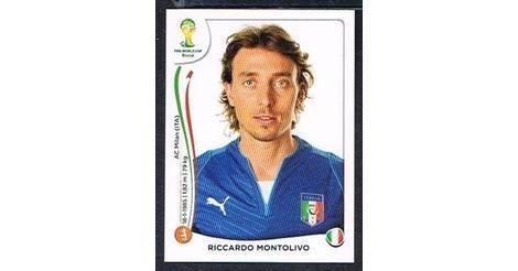 Panini 330 Emanuele Giaccherini Italien FIFA WM 2014 Brasilien