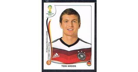 Panini 497 Bastian Schweinsteiger Deutschland FIFA WM 2014 Brasilien