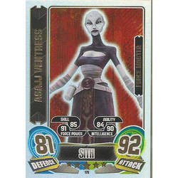 Force Master : Asajj Ventress