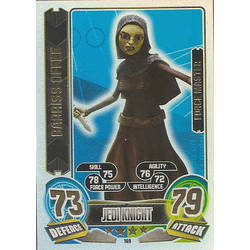 Force Master : Barriss Offee