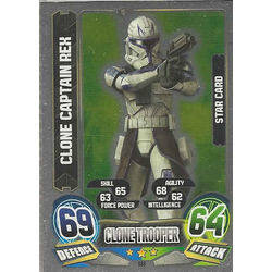 Star Card : Clone Captain Rex