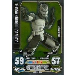 Clone Commander Wolffe