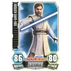 Force Attax Movie Cards 2 206-Padmé Amidala-Sénateur-Star-Carte