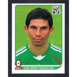 Jose Jonny Magallon - Mexique