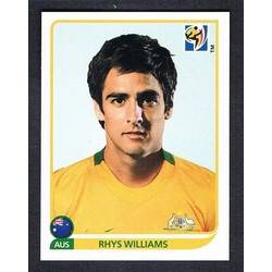 Rhys Williams - Australie