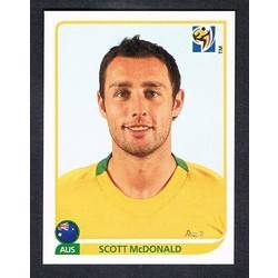 Scott McDonald - Australie