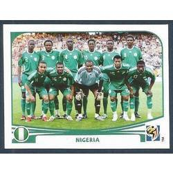 Team Photo - Nigeria