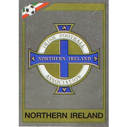 Badge North Ireland - Irlande du Nord