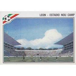 Leon Leon - Estadio Nou Camp