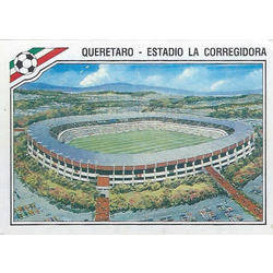 Queratero - Estadio de la Corregidora