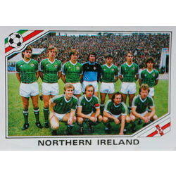 Team North Ireland - Irlande du Nord