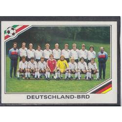 Team West Germany - Allemagne