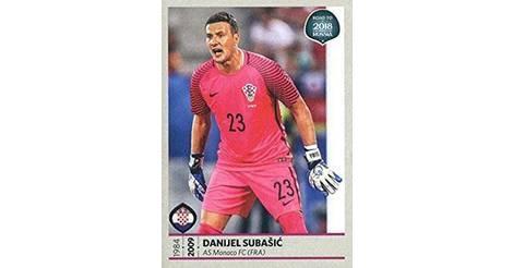 58244f4a305 Danijel Subasic - Croatia (17). Road to 2018 - FIFA World Cup Russia.  Collections · Panini Stickers ...