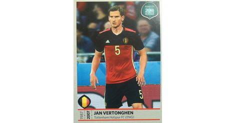 Adrenalyn XL World Cup 2014 Jan Vertonghen Belgique  !
