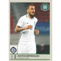 Kostas Mitroglou - Greece