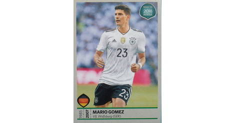 ADRENALYN xl-Mario Gomez-Allemagne-road to 2014 fifa world cup brazil