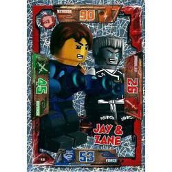 Garmadon cartes lego ninjago 051 - Carte ninjago ...