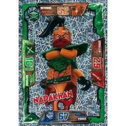 Wrayth cartes lego ninjago 072 - Carte ninjago ...