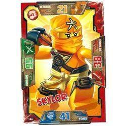 Skylor cartes lego ninjago 043 - Carte ninjago ...