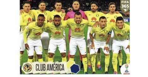 61e6bf7a5e8 Club América - Team - Club América - bande dessinée 519 Fifa 365 2018
