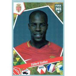 Djibril Sidibé - AS Monaco