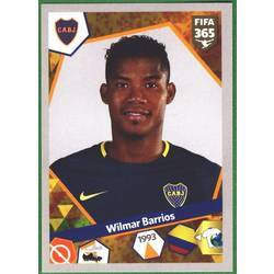 Wílmar Barrios - Boca Juniors