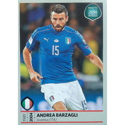 ADRENALYN xl-Andrea Barzagli-Italie-road to 2014 fifa world cup brazil