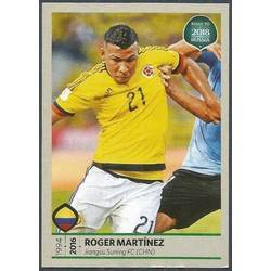 Roger Martinez - Colombia