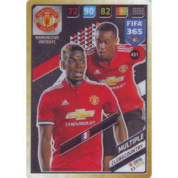 Paul Pogba / Anthony Martial - Manchester United