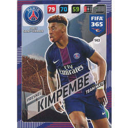 Presnel Kimpembe - Paris Saint-Germain