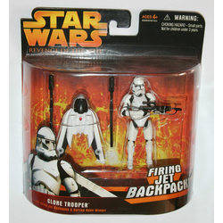 Clone Trooper (Firing Jet Backpack)