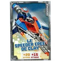 Le Speeder Épée de Clay