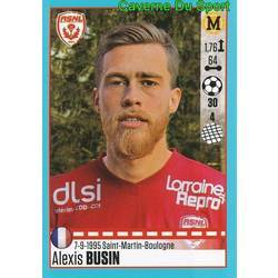 Alexis Busin (Nancy) - Mercato hivernal