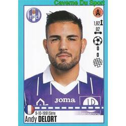 Andy Delort (Toulouse) - Mercato hivernal