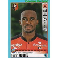 Firmin Mubele (Rennes) - Mercato hivernal