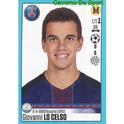 Giovanni Lo Celso (Paris Saint-Germain) - Mercato hivernal