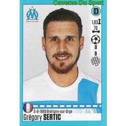 Gregory Sertic (Marseille) - Mercato hivernal