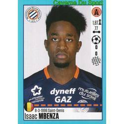 Isaac Mbenza (Montpellier) - Mercato hivernal
