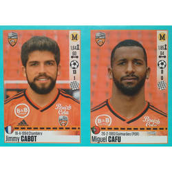Jimmy Cabot - Miguel Cafu - Lorient