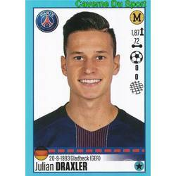 Julian Draxler (Paris Saint-Germain) - Mercato hivernal